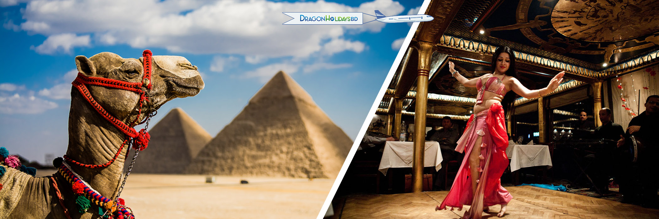 Best Egypt tour package in Bangladesh